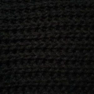 Cotton On Black Infinity Scarf